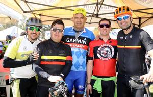 25112016 Luis, Víctor, Jesús, Sergio y Tony.
