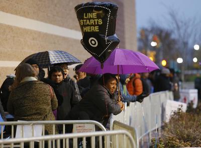 Pese a las multitudes, algunas ciudades lograron mantener el orden en las filas.