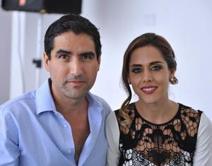 Ricardo y Marce