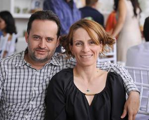Sergio y Olga