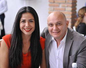 Tania y Richo