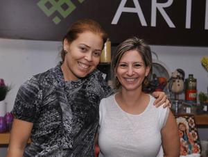 Erika y Marymar