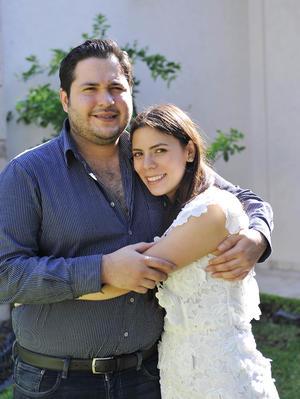 Mario Carlos y Lily