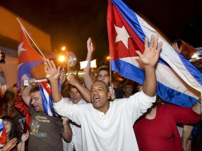Tan sólo en el Condado-Miami Dade, residen casi dos millones de cubanos.