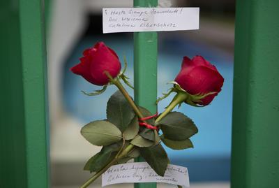 Mexicanos también rinden honores a Fidel.