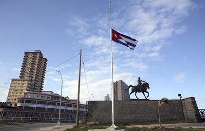 Cuba decretó nueve días de luto oficial por su fallecimiento.