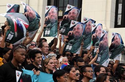 Pesar ha provocado en millones la muerte del líder cubano Fidel Castro.