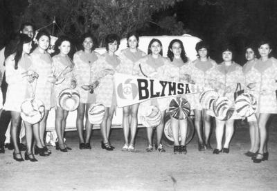 27112016 Peregrinación de Blymsa en 1981.