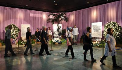El Consejo de Estado de Cuba decretó a partir del sábado pasado nueve días de luto por la muerte de Fidel Castro.