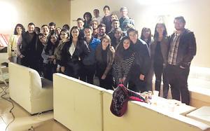 27112016 CELEBRA SU CUMPLEAñOS.  María Fernanda Aparicio Solís festejando sus 21 años con una reunión de amigos.