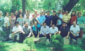 27112016 UN AñO MáS DE GRADUADOS.  Generación XII de la Facultad de Medicina de la UAC, Unidad Torreón, celebrando el XLIII aniversario de su graduación en Parras de la Fuente, Coahuila.