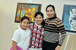 29112016 Lucía, Nadia y Marcela.