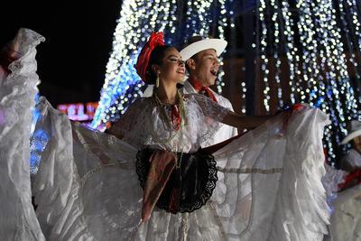 Ballet Folklórico Huichol