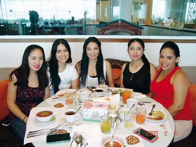 01122016 Miriam, Dulce, Alejandra, Dayana y Sara.