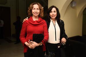 02122016 María Rincón y Claudia Velazco.