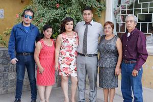 03122016 Familiares de los nuevos esposos.