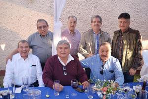 05122016 Francisco, José, Mario, Agustín, Daniel, Margarito y Fernando.