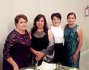 04122016 Rosario, Ángela, Claudia y Leticia Muñoz Orihuela.