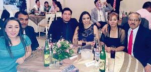 04122016 Vicente, Gabriela, Vicente, Eloísa, Verónica y Rocío.