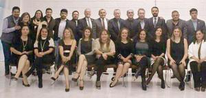 04122016 Integrantes del Club Toastmasters Emprendedores Laguna.