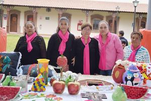 05122016 Gabriela, Marlene, Olga, Griselda y Ángeles.