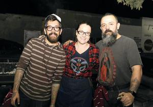 06122016 Charly, Gaby y Jorge.