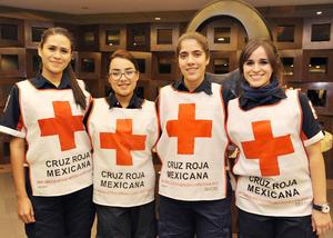 06122016 Nohemí, Cynthia, Daniela y Marcela.