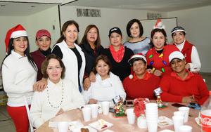 06122016 GOLFISTAS.  Lupita, Doris, Juanis, Faby, Rosy, Claudia, Diana, Estelita, Azucena, Sandra, Vero, Elisa, Rosalinda y Betty.
