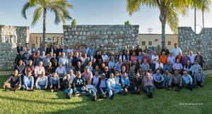 06122016 AMIGOS SAMPETRINOS.  Anécdotas y excelentes momentos disfrutaron los asistentes a la reunión anual de amigos de San Pedro de las Colonias, Coahuila.