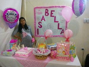 06122016 BABY.  Cristina Arellano, quien se convirtió en mamá.