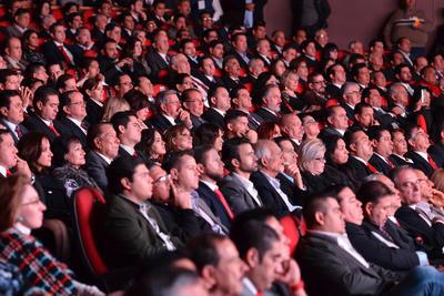 Al evento acudieron funcionarios del Ayuntamiento de Torreón.