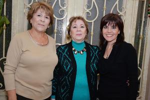 07122016 Yola, Rosy y Gina.