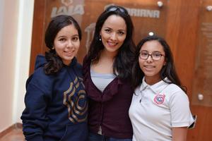 07122016 Brenda, Regina y Daniela.