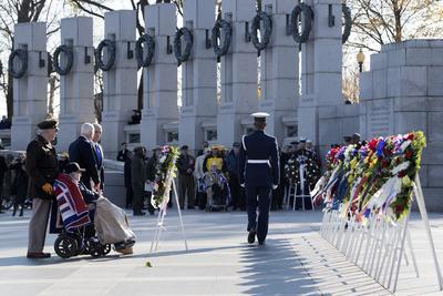 El vicepresidente estadounidense electo, Mike Pence conmemoró el aniversario.