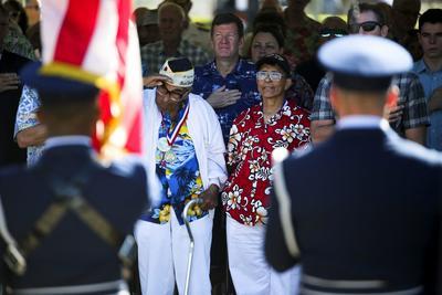 Estados Unidos conmemoró un aniversario más de Pearl Harbor.