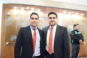 08122016 Mario Lozoya y Eduardo Medrano.