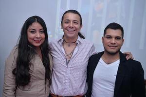 09122016 Salvador, Miguel y Orlando.