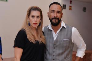 09122016 EVENTO CULTURAL.  Eugenia y Alejandro.