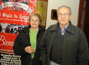 09122016 Josefina González y Manuel Portillo.