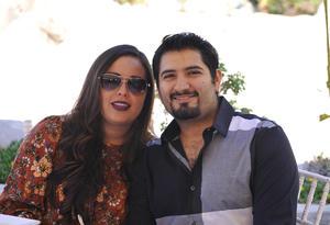Samantha y Carlos