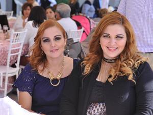 Verónica y Laura