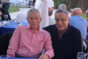 Antonio y Rodolfo