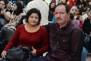 10122016 EN PAREJA.  Beatriz y Alberto.