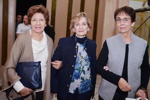 11122016 Rosa María, Carmelita y Lucía.