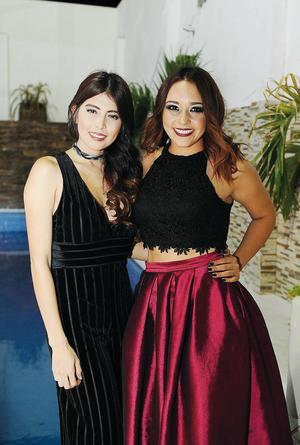 11122016 Daniela Viggiano y Andrea Rodríguez.