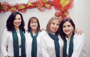 11122016 Verónica, Natalia, Silvia y Rosy.