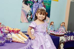 11122016 Jessica Jeehan celebrando sus 3 años de vida.