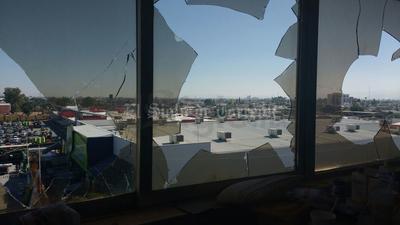 Se registró un conato de incendio en la clínica 71 del IMSS de Torreón, el cual gracias a la oportuna intervención de la brigada interna del hospital, el incidente no pasó a mayores.