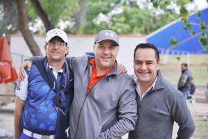 13122016 Beto, Víctor y Víctor.
