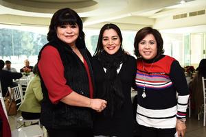 13122016 Aurora, Azucena y Claudia.